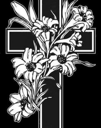 Крест стандартный 16