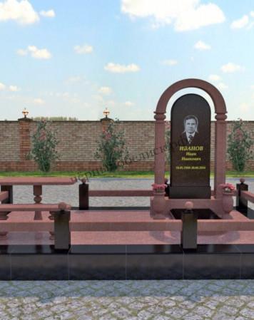 Мемориальный комплекс МК-002