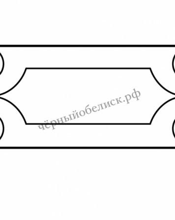 Ограда кованая К-210102